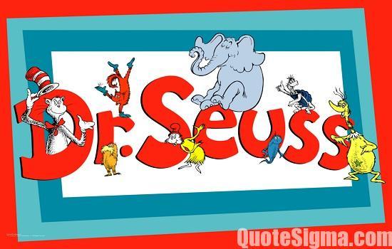 DrSeuss Quotes