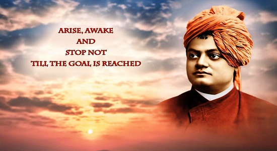 Quotes by Swami Vivekananda
