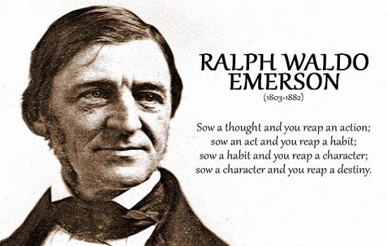 collected essays ralph waldo emerson Summary in 1849 ralph waldo emerson collected in one volume all of his published work he thought worthy of preservation that had not been contained in the two series of essays (1841, 1844) and the poems (1847.