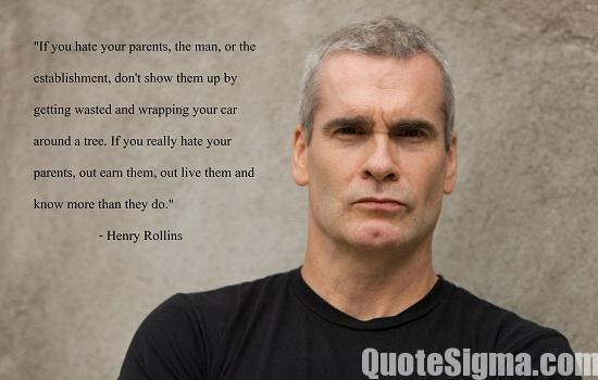 Henry Rollins Quotes