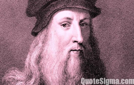 Leonardo-da-Vinci Quotes