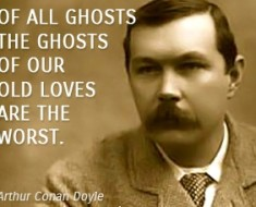 Best Arthur Conan Doyle quotes