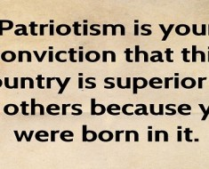 Patriotic quotes | Republic day quotes | quotes on patriotism