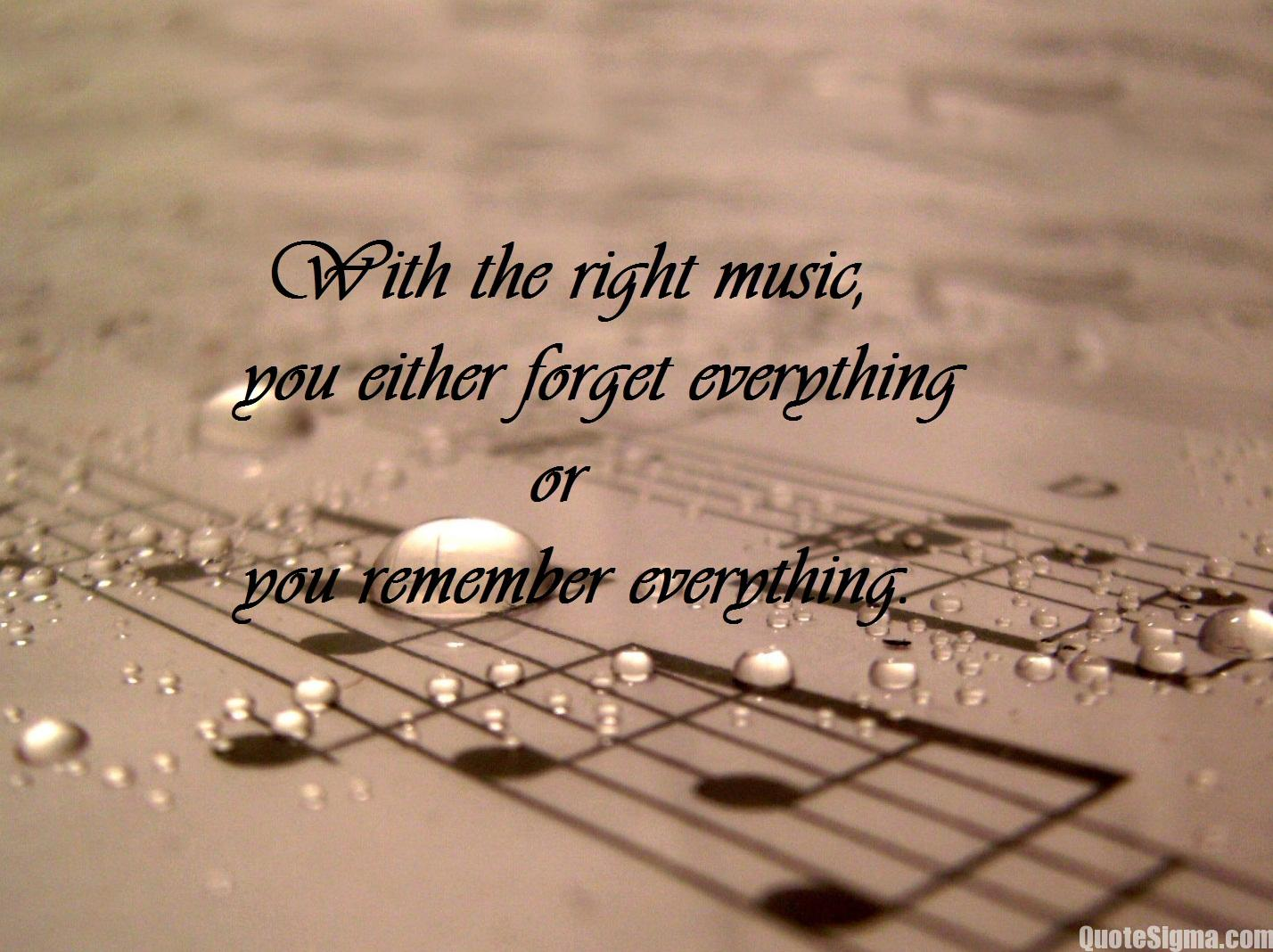 Music quotes wallpaper download