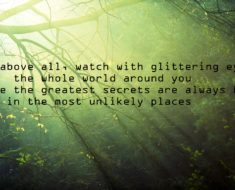 best quotes on secrets