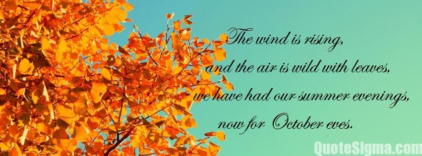 Nice Best Autumn Quotes | Quotes About Autumn | Quotes On Autumn |